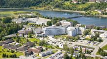 LINK arkitektur og LINK landskap vant konkurransen om nytt Psykiatrisenter  i Levanger