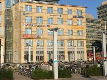 Full fart på Norconsults kontor i Malmö