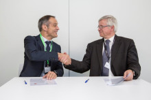 Kongsberg Maritime: KONGSBERG and Schneider Electric Join Forces to Develop New Energy Solutions