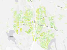 Nu lanseras en Solkarta för Väsby
