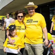 GTR staff adopt three new charities for fundraising