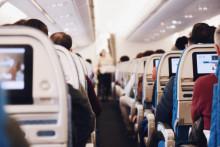 Stark passagerartillväxt på Skellefteå Airport