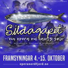 Sildagapet - ein opera om havets sølv