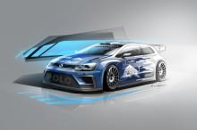Volkswagen utvecklar ny rallybil inför 2017
