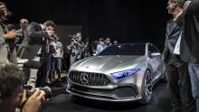 Ny konceptbil fra Mercedes-Benz viser fremtiden