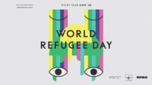 Live på Häktet under World Refugee Day – den 20 juni
