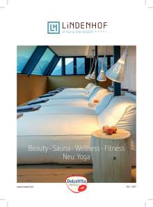 DolceVita Hotel Lindenhof Naturns - Wellnesskatalog 2017