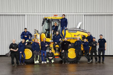 Dubbelt jubileum i Swecons utrustningsverkstad i Eskilstuna - fem år och 1 000 maskiner