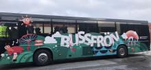 Pressinbjudan: Visning av kommunens nyinköpta förskolebuss