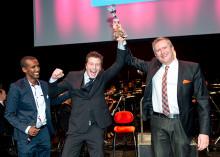 Åre tog emot GötaPriset 2017 för lyckad integration