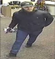 Appeal following attempted bank robbery
