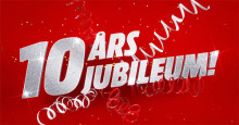 Media Markt firar tio år i Sverige med decenniets största tävling och nya reklamfilmer