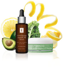 Éminence Potent C + E Collection - superfood for your skin!