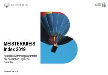 Meisterkreis Index 2019