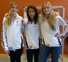 Många idrottstalanger på Widénska gymnasiet