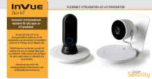 Flexibelt stöldskydd av IoT-produkter
