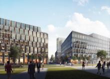 Skanska säljer kontorsbyggnad i Poznan, Polen, för EUR 73M, cirka 700 miljoner kronor