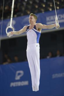 EM i manlig och kvinnlig artistisk gymnastik