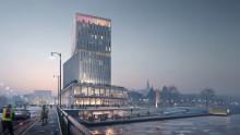 Winn Hotel Group med i team som vinner markanvisningstävling i Halmstad