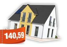 Ein Town & Country Traumhaus für gerade einmal 140,59 Euro