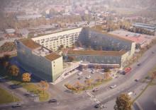 Aleris etablerar boende för äldre i Spånga