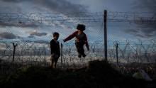 Läkare i världen talar i riksdagen om barn på flykt