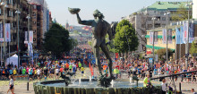 Världens största halvmaraton fulltecknas idag