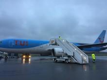 Större flyg, nya destinationer, uppåt för Norrköping Airport