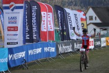 Siggerud, Johannesen, Sveum og Fagerhaug vant NC 2 terreng rundebane fellestart på Fiskum.