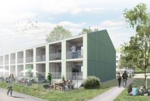 Byggstart för Botkyrkabyggens nya ungdomslägenheter