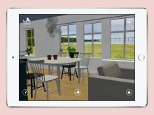 Movehome lanserar husapp för  Apples nya AR-plattform ARKit