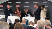 Osäker topplacering för Sveriges globala konkurrenskraft