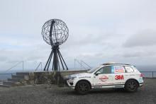 Från Nordkap till Kapstaden på tio dagar? – Goodyear medverkar i extremt världsrekordförsök