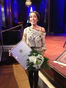 Blocket gratulerar Retoy - Soledad Piñero Misa är Årets samhällsentreprenör, utsedd av Veckans Affärer