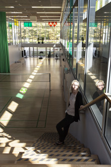 Arkitektur som botar och skapar arbetsglädje