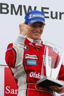 Timmy Hansen utvald till FIA-shootout
