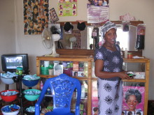 Kvinnors företagande är viktigt för att utveckla fattiga regioner