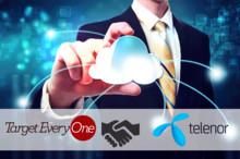 TargetEveryOne tegner avtale med norske Telenor