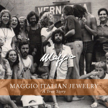 Maggio Italian Jewelry - lansering modeveckan 11 augusti