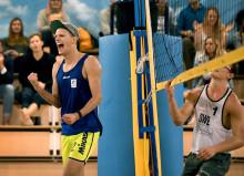 Sverige dominerade första dagen i Göteborg