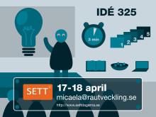 SETT söker idéer om hur vi kan förbättra skolan - IDÉ325