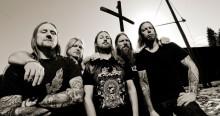 Det Copenhell- og albumaktuelle metalband Amon Amarth indtager VEGA