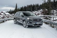 Prodeje SUV značky Ford dosáhly v Evropě rekordních 259 000 vozů; odbyt modelů EcoSport, Kuga a Edge vzrostl o 21 procent