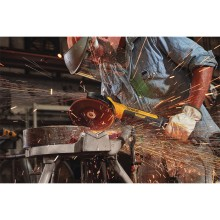 DEWALT® Launches Corded Brushless Grinder Line