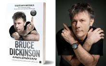 Rocklegenda Bruce Dickinsonin omaelämäkerta ilmestyy jättipokkarina – sisältää uutta materiaalia