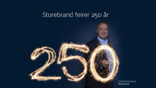 Storebrand feirer 250 år i dag