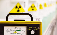 Detektorer för radioaktiva ämnen