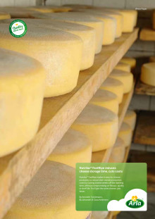 Nutrilac® FastRipe reduces cheese storage time, cuts costs