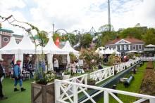 Nu öppnar Västsveriges största trädgårdsmässa