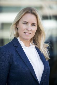 Den exklusiva kontorsklubben på Tändstickspalatset  får ny kvinnlig VD